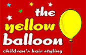 The Yellow Balloon Logo