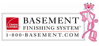 Owens Corning Basement Finishing System