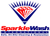 Sparkle Wash Logo