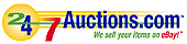 24/7 Auctions Logo