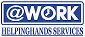 @Work HelpingHands Services Logo