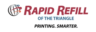 Rapid Refill Ink Logo