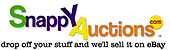 Snappy Auctions Logo
