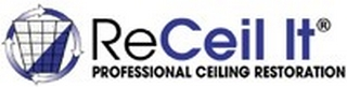 ReCeil It Ceiling Restoration Logo