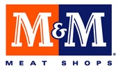 M&M Meat Shops Logo