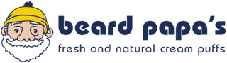 Beard Papa's Sweets Cafe Logo