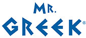 Mr. Greek Restaurants Logo