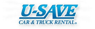 U-Save Auto Rental Logo