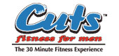 Cuts Fitness For Men Logo