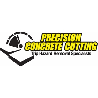 Precision Concrete Cutting Logo