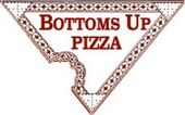Bottoms Up Pizza  Logo