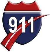 911 Driving School  Logo