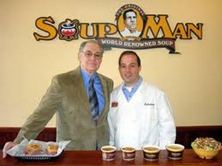 Original SoupMan, The Logo