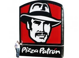 Pizza Patron Logo