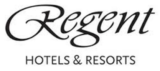 Regent International Hotels Logo