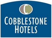 Cobblestone Inn and Suites Logo