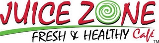 Juice Zone Logo