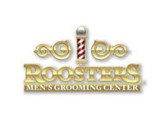 Roosters Men's Grooming Centers Logo