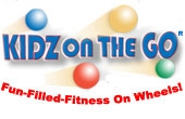 Kidz On The Go Logo