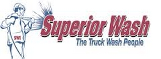 Superior Wash Logo