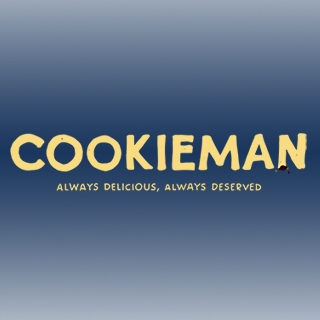 Cookie Man Logo