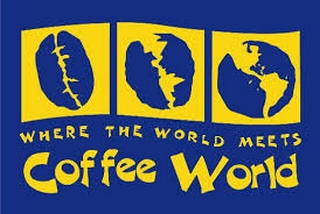 Coffee World Logo