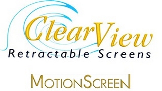 ClearView Retractable Screen Door System