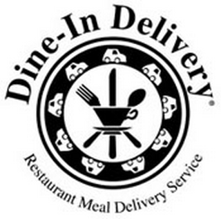 Dine-In Delivery Logo