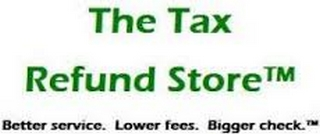 The Tax Refund Store