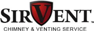 SirVent Chimney and Venting Services Logo