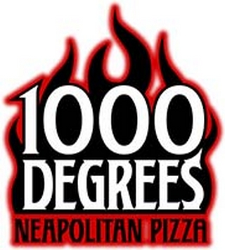 1000 Degrees Pizza Logo