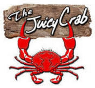 The Juicy Crab Logo