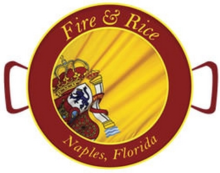 Fire and Rice Logo