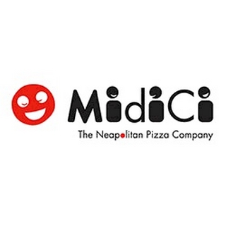 MidiCi The Neapolitan Pizza Company Logo
