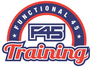 F45 Training Logo